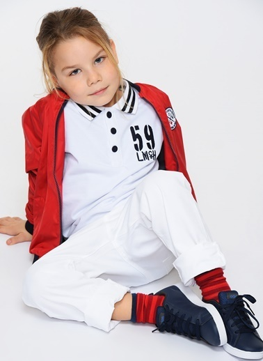 Morhipo Kids Pantolon Beyaz
